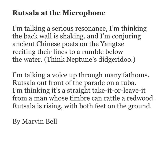 Bell-tribute-to-Rutsala